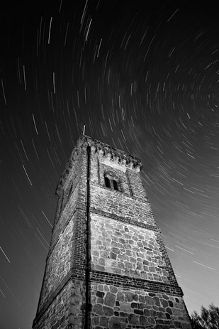 Leith Hill Tower & Stars